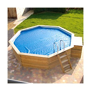 Bois composite piscine finest piscine bois composite with for Piscine hors sol composite gris
